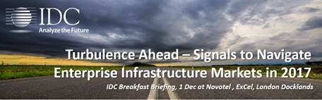 IDC Infrastructure Breakfast Briefing