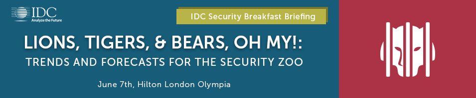 InfoSec 2017 Banner