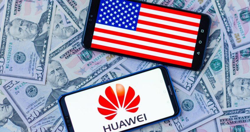 Huawei US ban