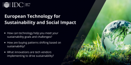 European Technology for Sustainability and Social Impact