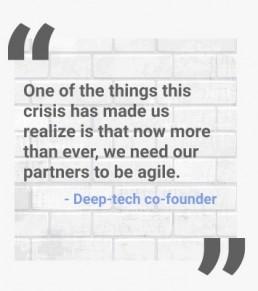 deep tech impact of the COVID-19 crisis-2