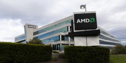 AMD office in Markham, Ontario, Canada.