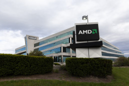 AMD office in Markham, Ontario, Canada.