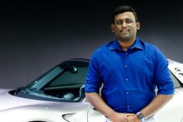 Sridhar Mamella, Data Streaming Manager at Porsche AG