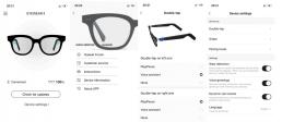 Eyewear iOS app